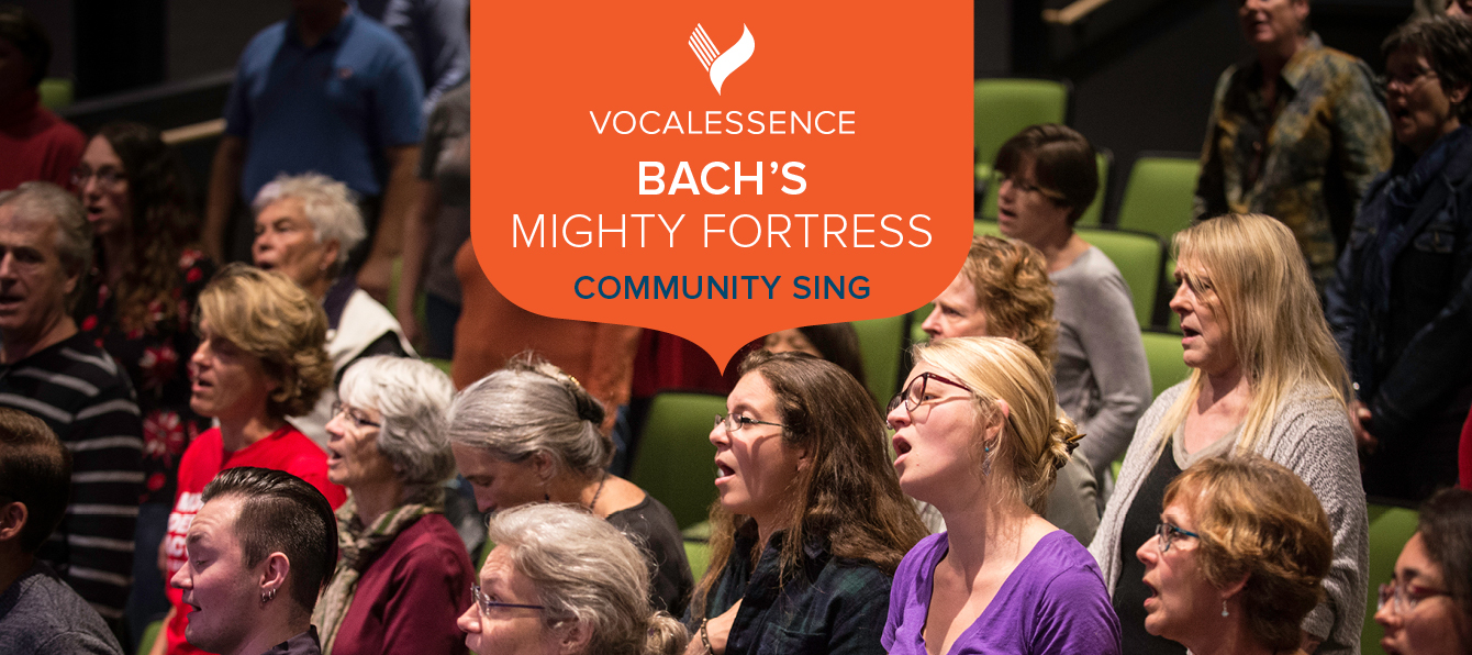 Hero-Bach's Mighty Fortress Community Sing