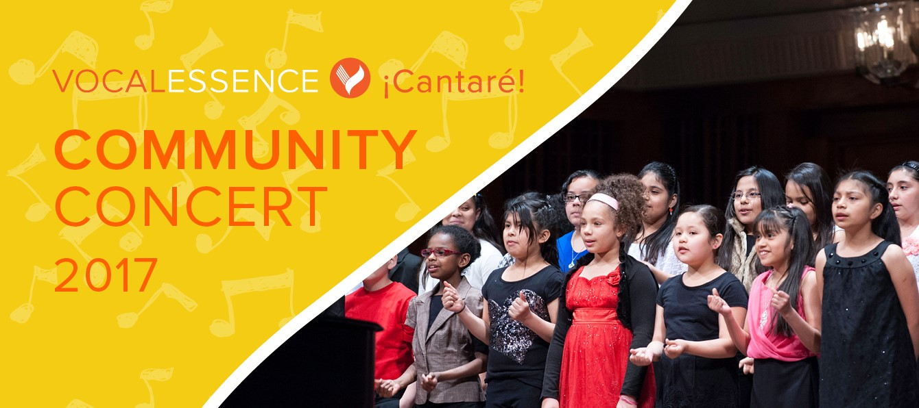 Hero-VocalEssence Cantare Community Concert Podcast-2017