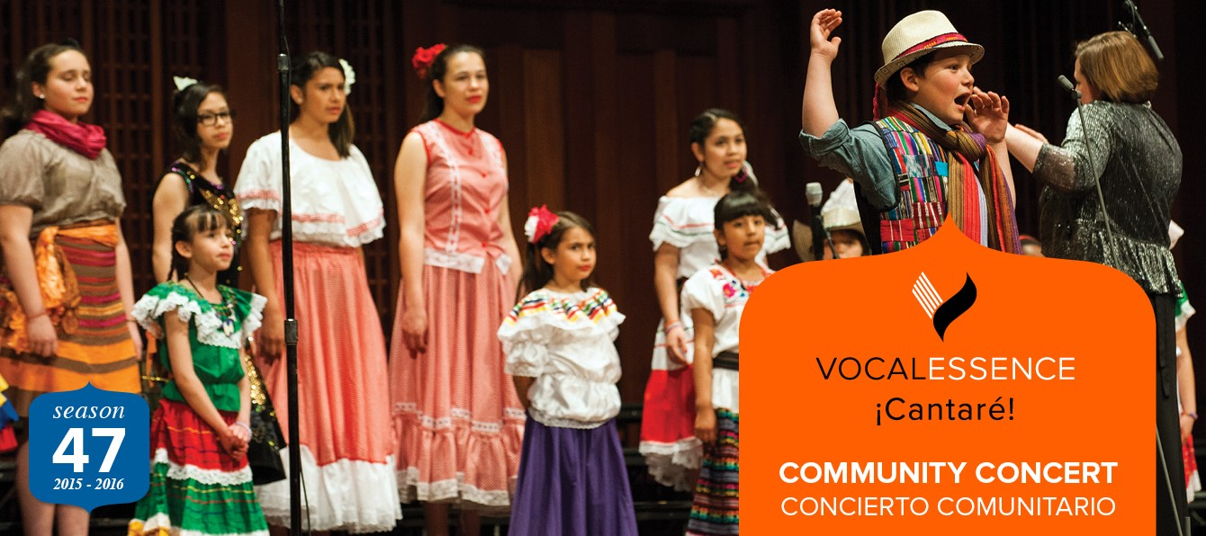 VocalEssence Cantare Community Concert Podcast Image-Hero