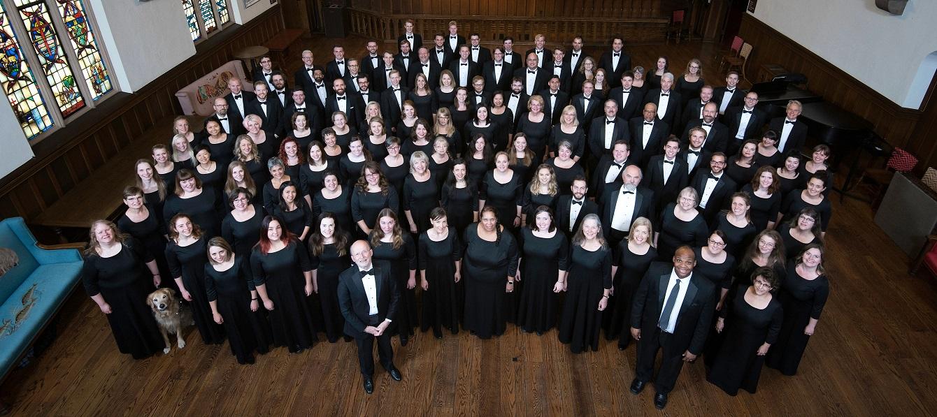 VocalEssence Chorus & Ensemble Singers-Hero Image