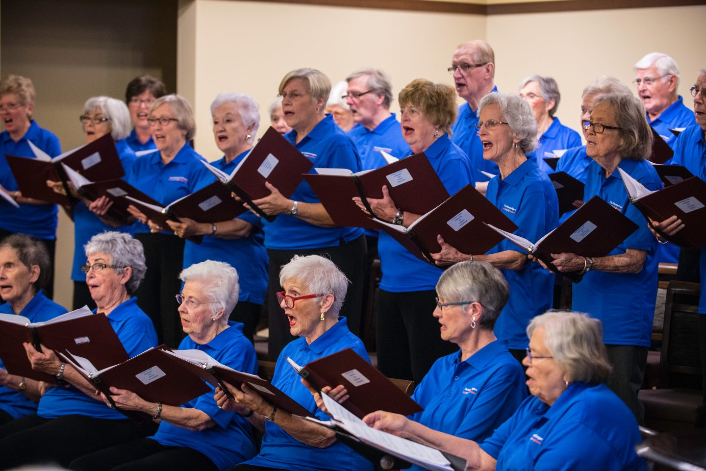 For Older Adults - VocalEssence