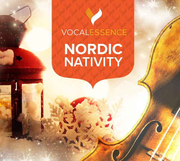 CD Cover: Nordic Nativity