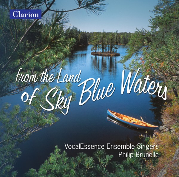 CD Cover: From the Land of Sky Blue Waters