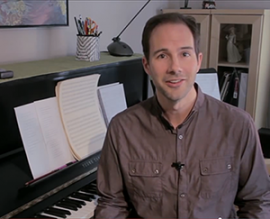Tim Takach is one of four VocalEssence ReMix Composer Mentors.