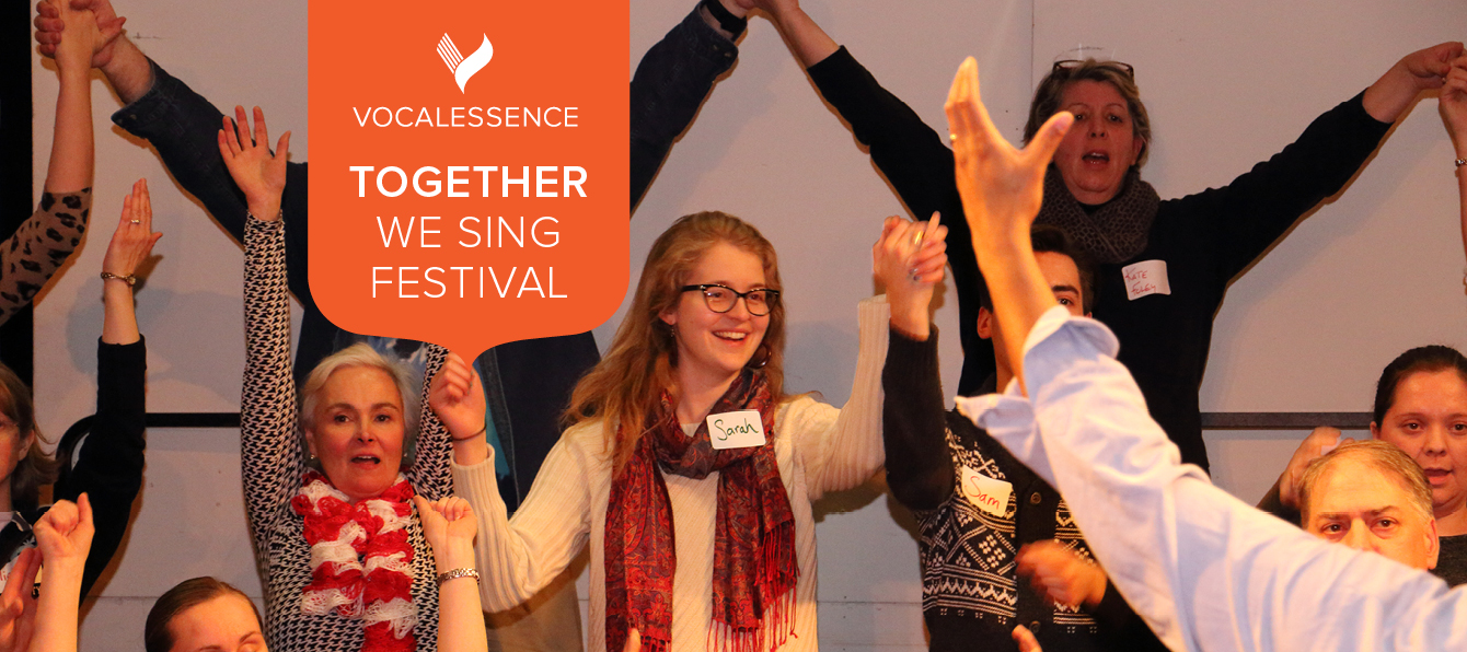 Hero-Together We Sing Festival