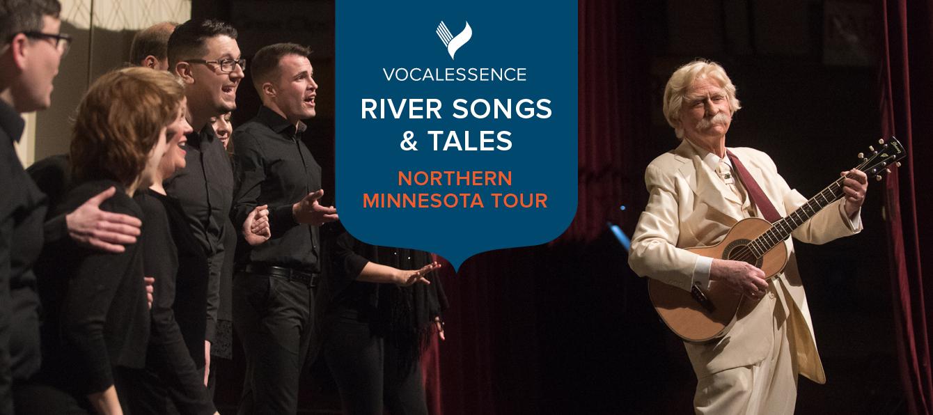 Hero-River Songs & Tales Northern Minnesota Tour