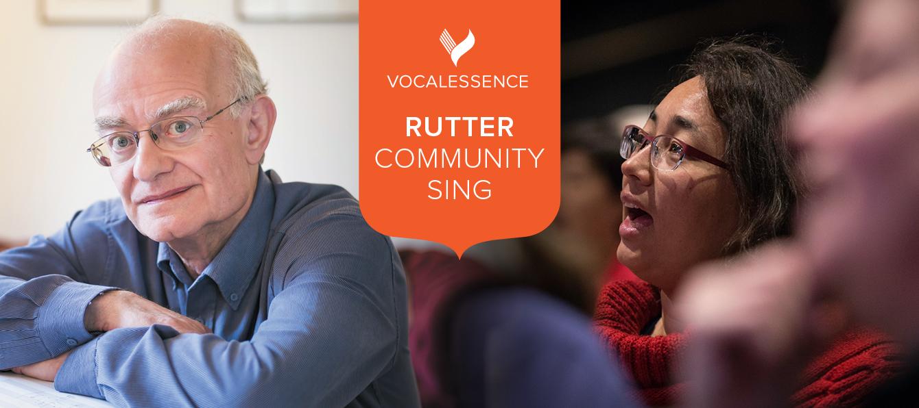 Hero-Rutter Community Sing