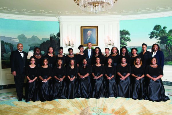 VocalEssence WITNESS-Yet They Persist-Spelman College Glee Club with President Obama
