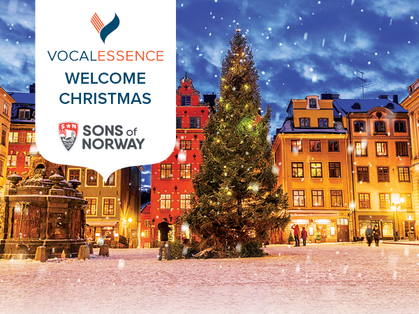 Welcome Christmas.Welcome Christmas 2019 Vocalessence
