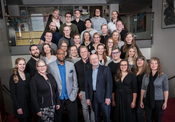 VocalEssence Ensemble Singers 2019-2020-photo credit Bruce Silcox