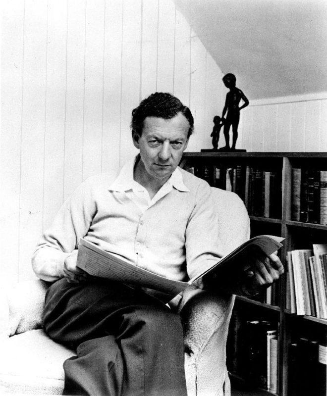 Benjamin Britten