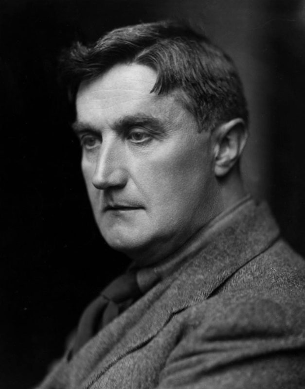 Photograph of Vaughan Williams by Emil Otto Hoppé