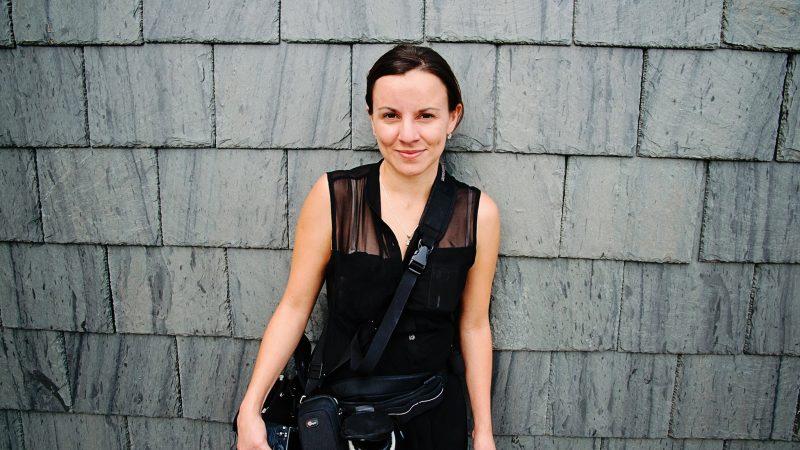 Laura Alpizar, Photographer