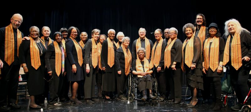 Image of Sabathani Vintage Voices Singers, photo credit: Kyndell Harkness
